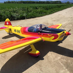 airfly rcmodellCap 10 suisse