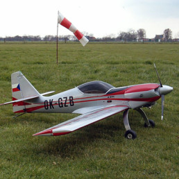 airfly rcmodell ZLIN 50