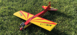 Airfly Rasant Shop Header